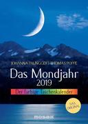 Das Mondjahr 2019. Der farbige Taschenkalender