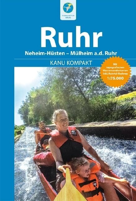 Kanu Kompakt Ruhr als Buch von Michael Henneman...