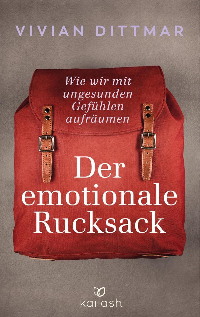Der emotionale Rucksack als Buch