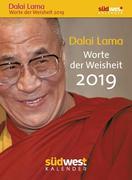 Dalai Lama - Worte der Weisheit 2019 Tagesabreißkalender