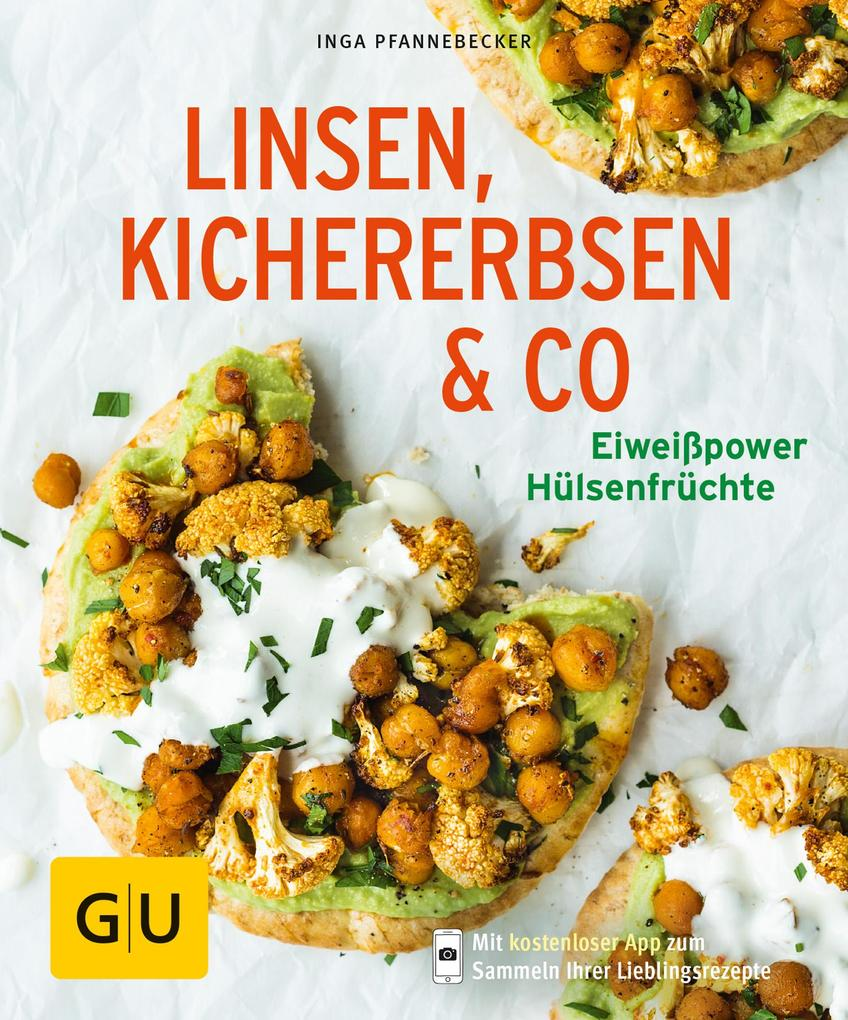 Linsen, Kichererbsen & Co. als eBook
