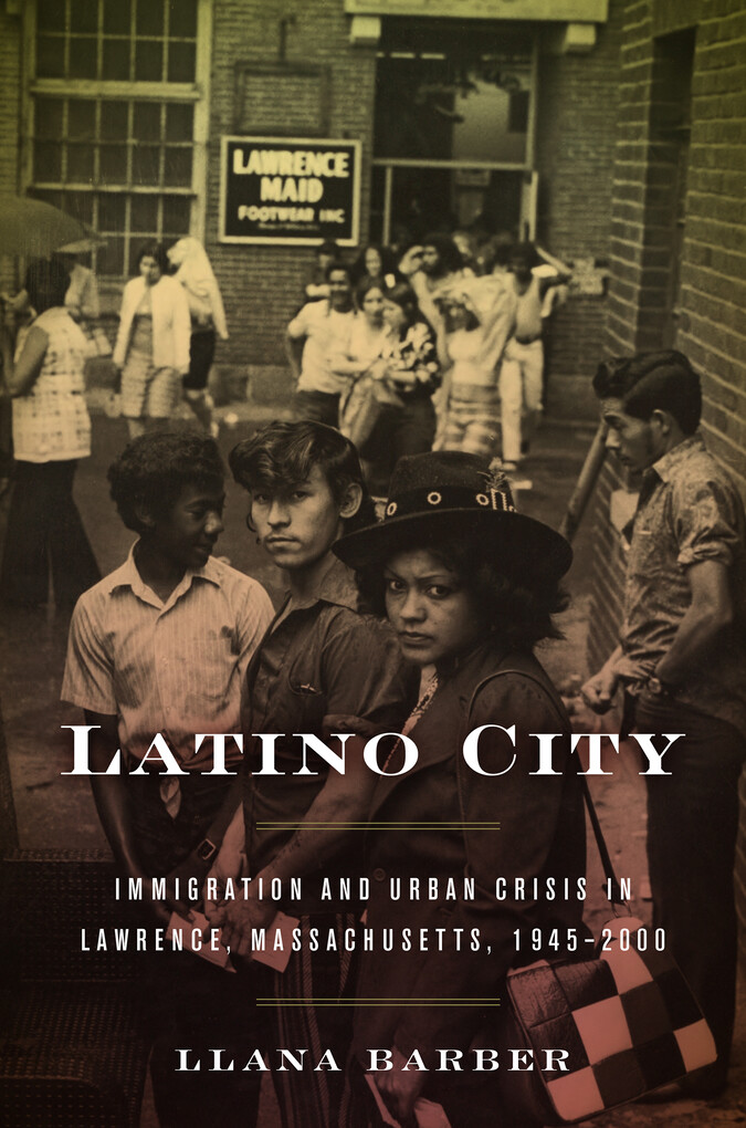Latino City als eBook Download von Llana Barber