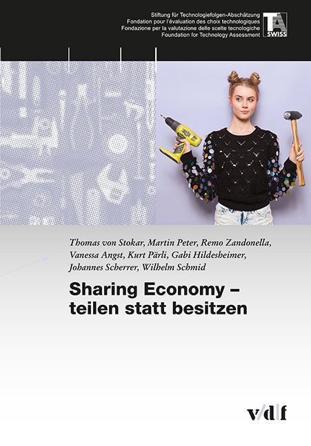 Sharing Economy - teilen statt besitzen als Buch