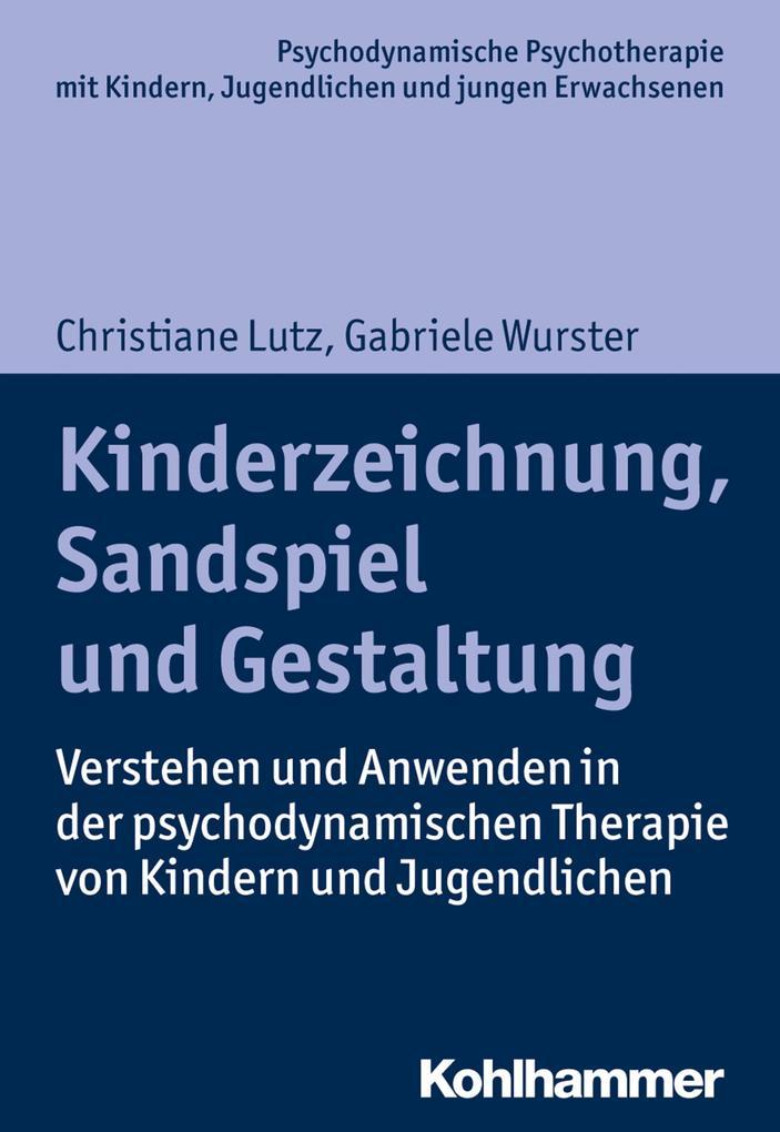 Kinderzeichnung, Sandspiel und Gestaltung als B...