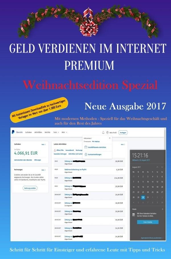 Geld verdienen im Internet Premium als Buch von...