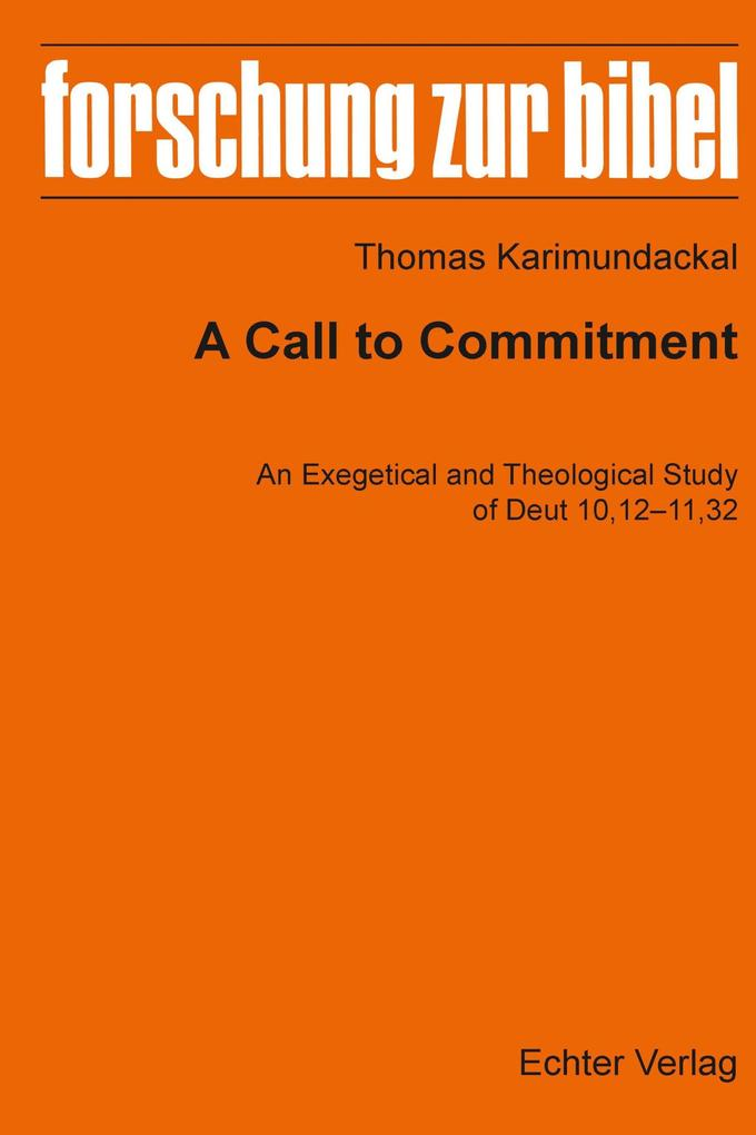 A Call to Dommitment als eBook Download von Tho...