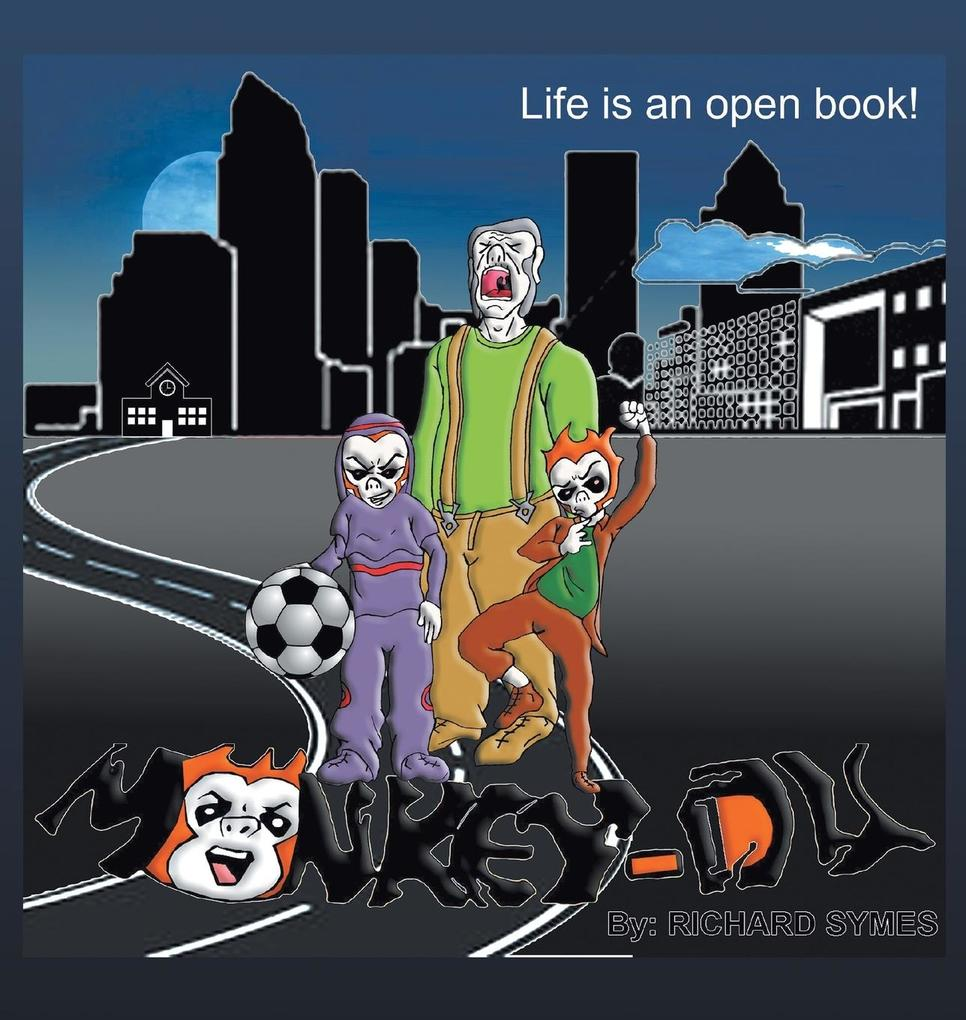 Monkey Du - Life Is an Open Book als Buch von R...