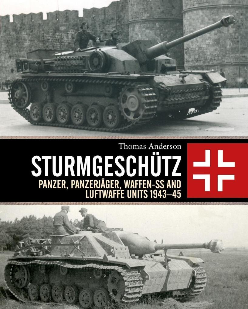 Sturmgeschutz als eBook Download von Thomas And...