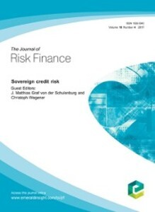 Sovereign Credit Risk als eBook Download von