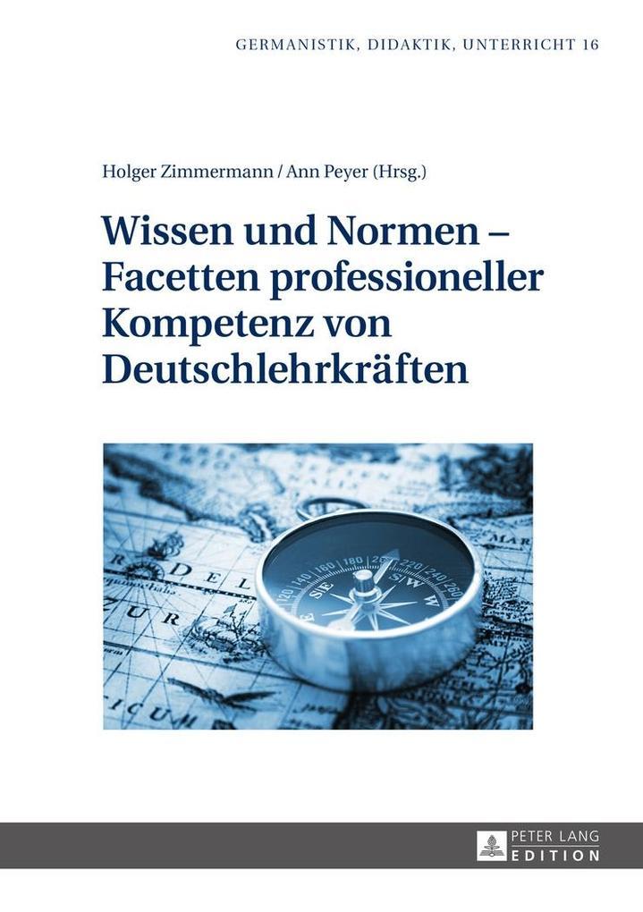 Wissen und Normen - Facetten professioneller Ko...