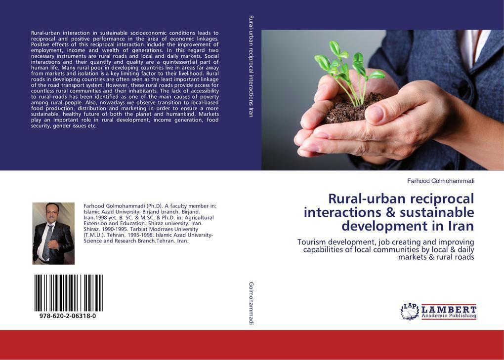 Rural-urban reciprocal interactions & sustainab...