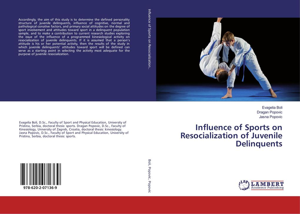 Influence of Sports on Resocialization of Juven...