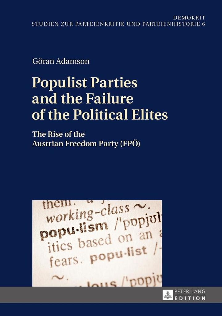 an analysis of populist party The populist party, a third political party that originated in america in the latter part of the nineteenth century, derived as a result of an analysis of the populist party's premature fall into obscurity question: after its startling successes of the late 1880's and early 1890's, why did the populist party.