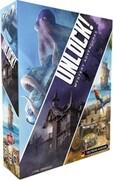 Unlock! Mystery Adventures (Spiel). Box.2