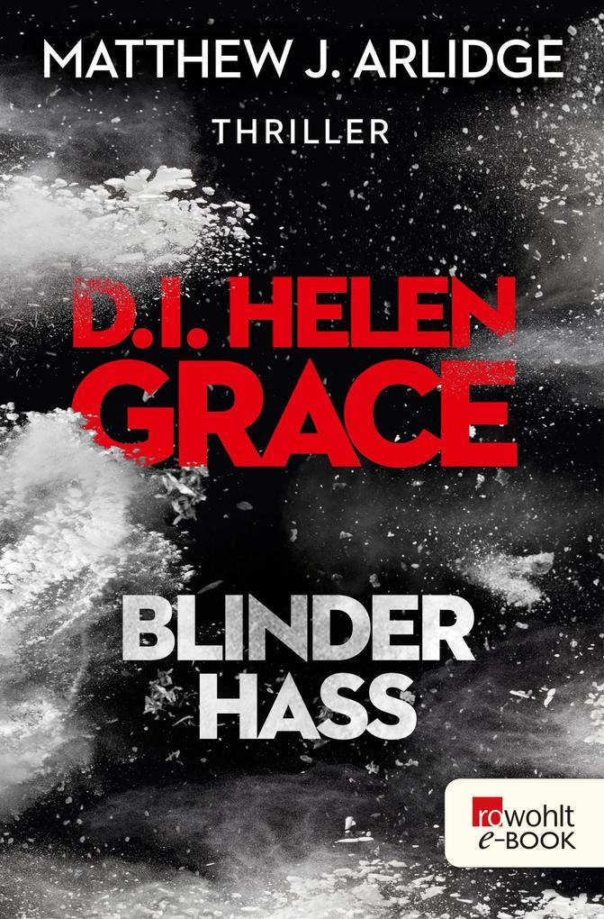 D.I. Helen Grace: Blinder Hass als eBook
