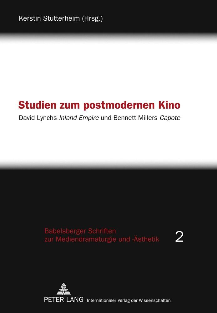 Studien zum postmodernen Kino als eBook Downloa...