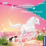 Sternenfohlen 12: Wolkes neue Freunde (Audio-CD)