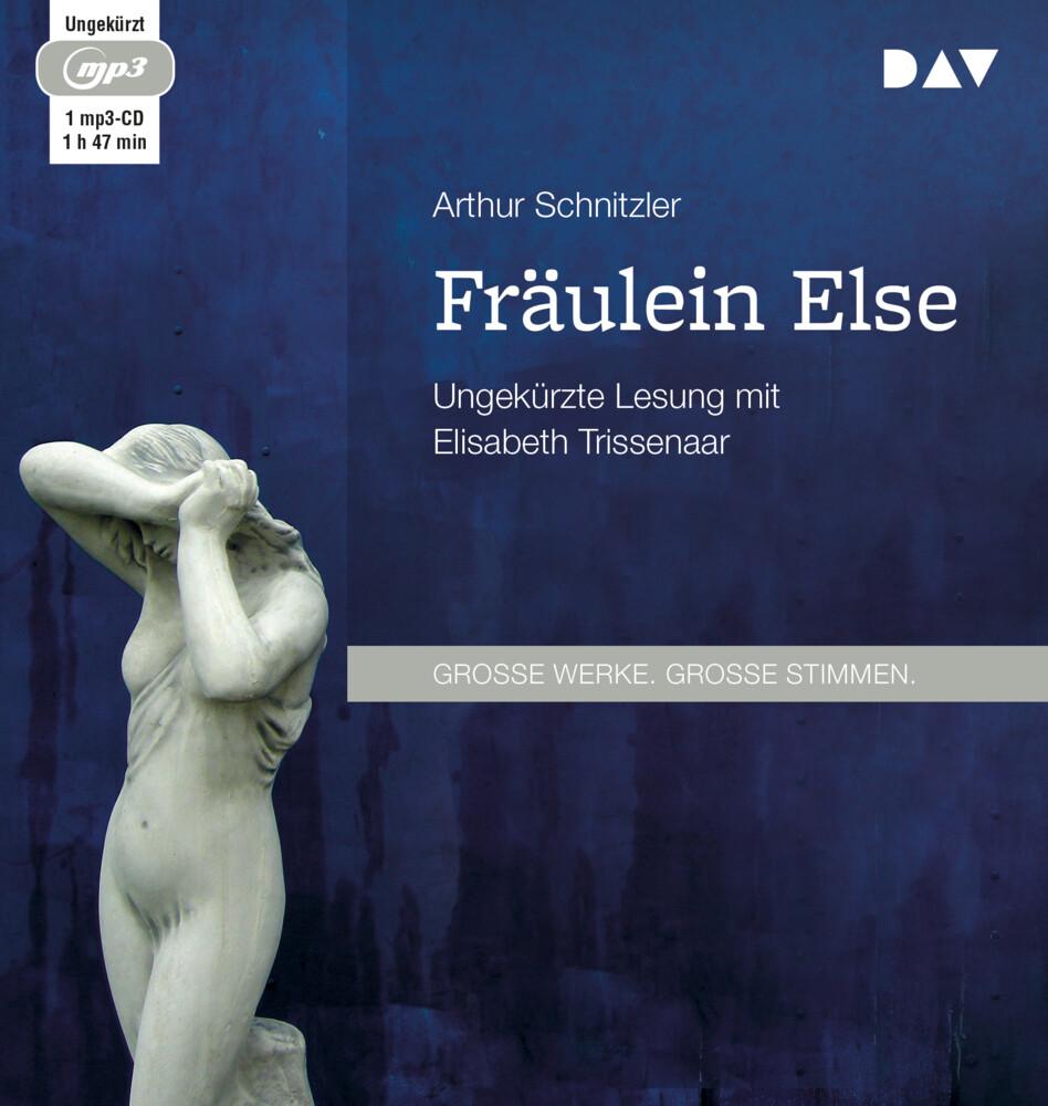 Fräulein Else als Hörbuch