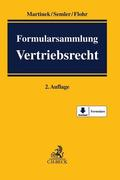 Formularsammlung Vertriebsrecht