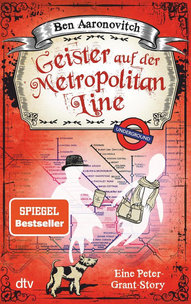 Geister auf der Metropolitan Line als eBook