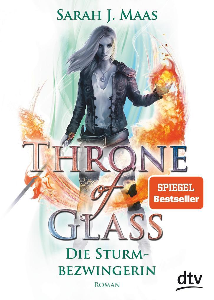 Throne of Glass 5 - Die Sturmbezwingerin als eBook
