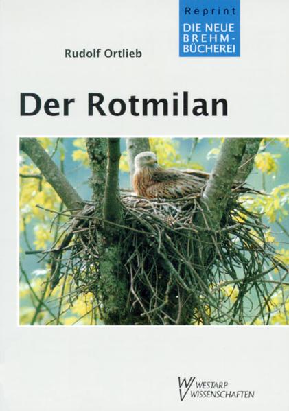 Rotmilan als Buch von Rudolf Ortlieb