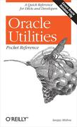 Oracle Utilities Pocket Reference