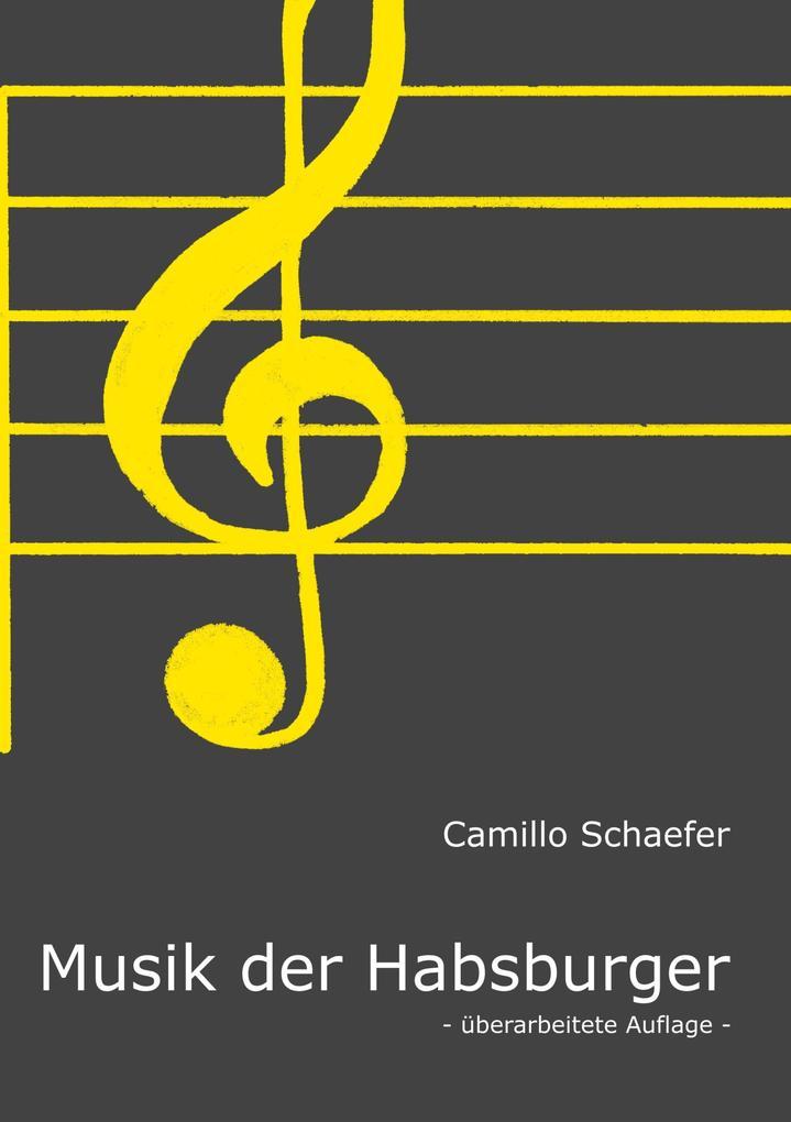 Musik der Habsburger als eBook Download von Cam...