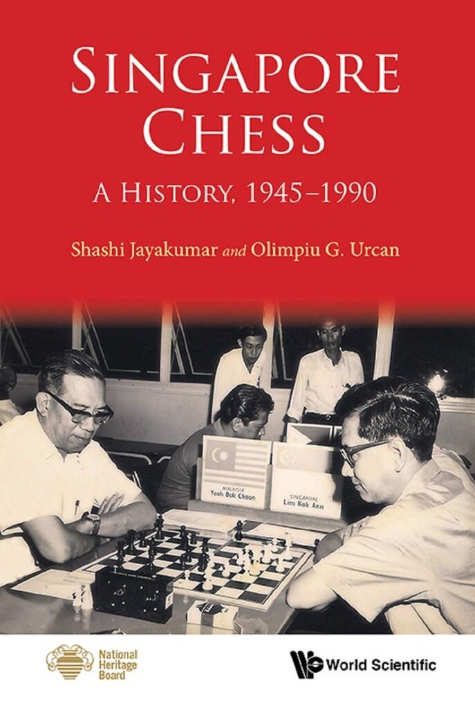 Singapore Chess als eBook Download von Shashi J...