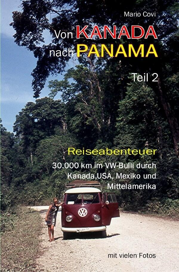 Von Kanada nach Panama - Teil 2 als Buch (gebunden)