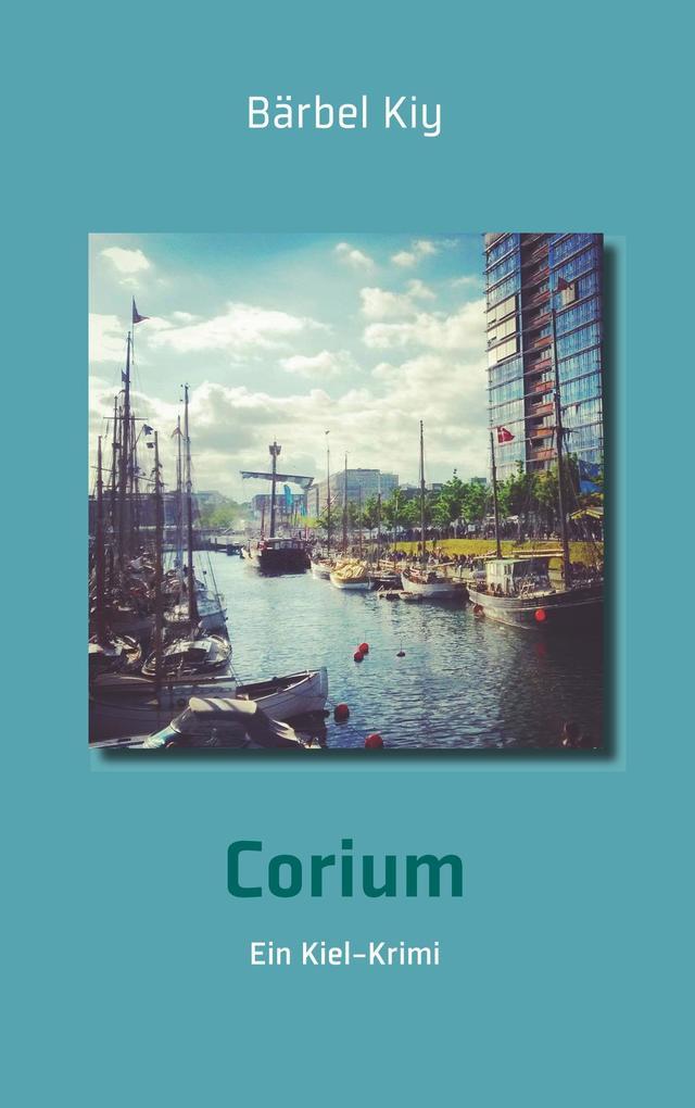 Corium als Buch