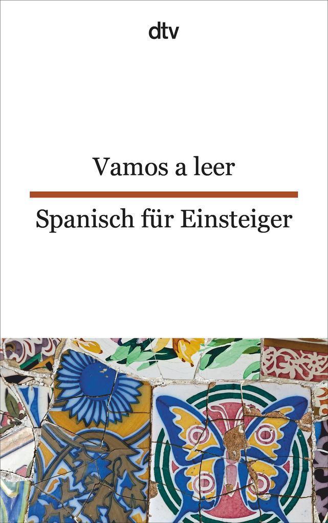 Vamos a leer Spanisch für Einsteiger als Taschenbuch