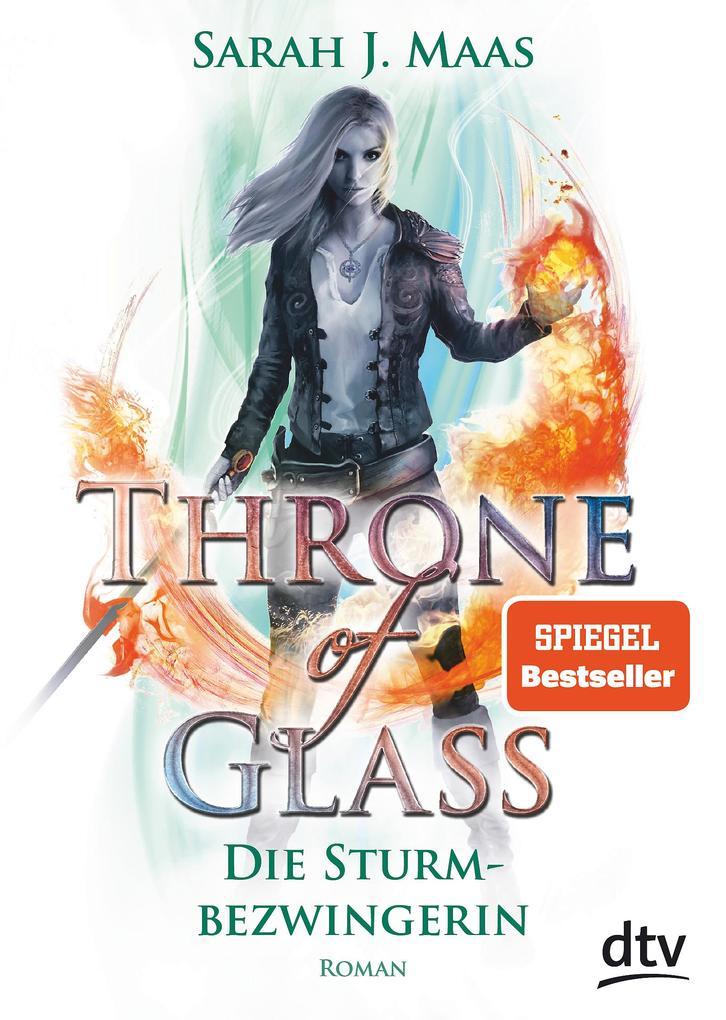 Throne of Glass 5 - Die Sturmbezwingerin als Taschenbuch