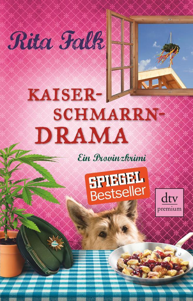Kaiserschmarrndrama als Buch