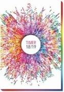 Schülerkalender Rainbow 2018/2019 - Schulplaner, Schülerplaner