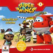 Super Wings 03. Schnelllaufschuhe