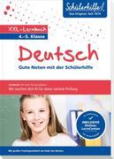 XXL-Lernbuch Deutsch 4./5. Klasse