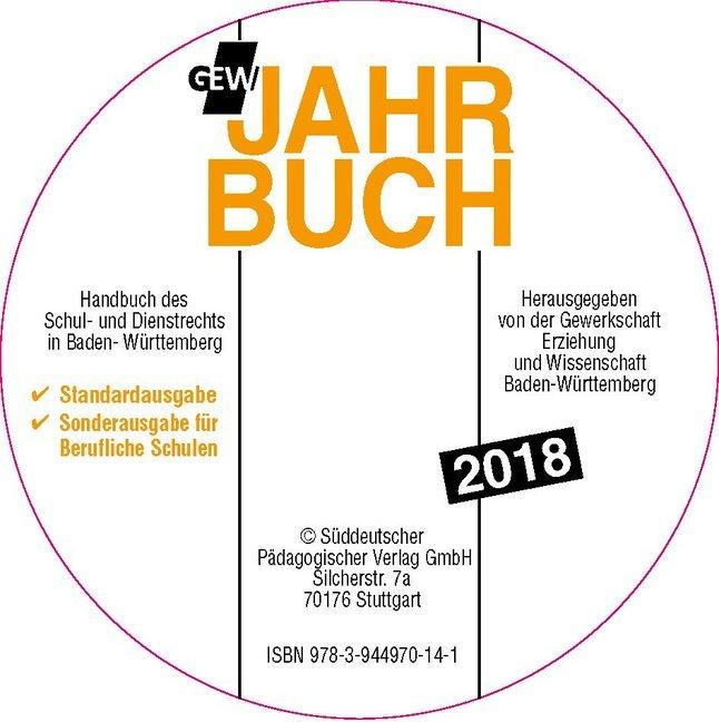 GEW-Jahrbuch 2018, 1 CD-ROM