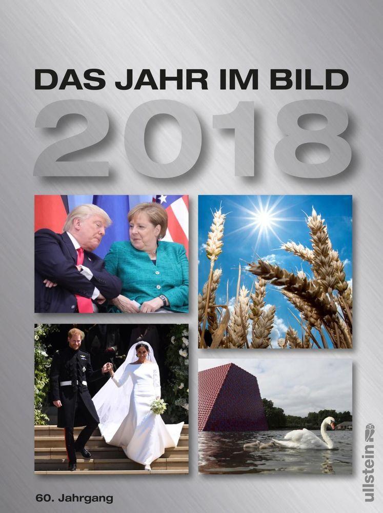 Das Jahr im Bild 2018 als Buch