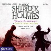 Young Sherlock Holmes 7 & 8. Tödliche Geheimnisse & Daheim lauert der Tod