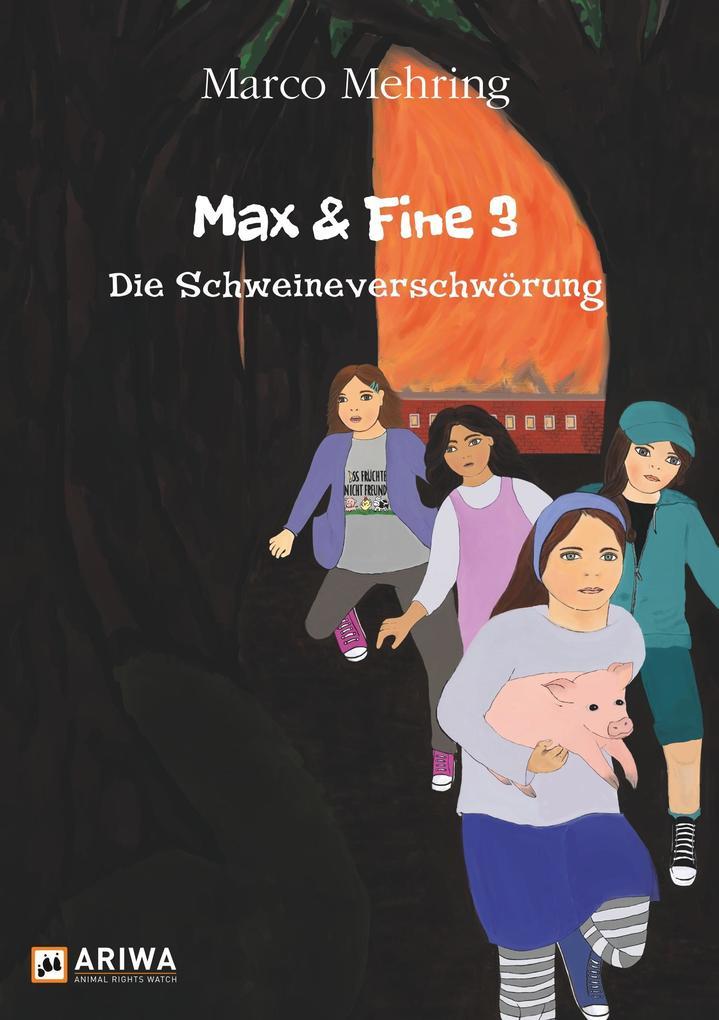 Max & Fine 3 als Buch