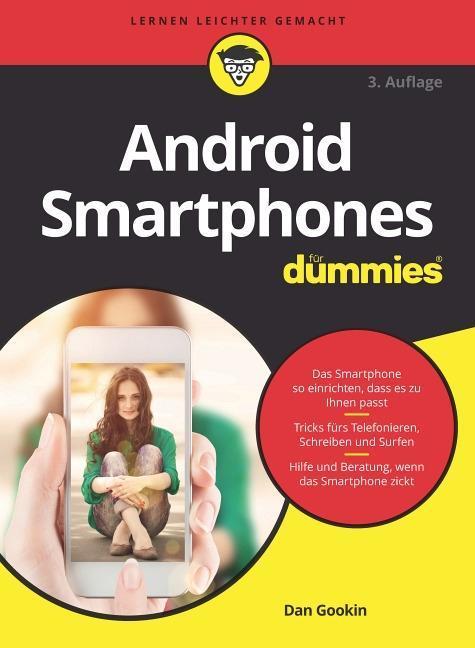 Android Smartphones für Dummies als Buch