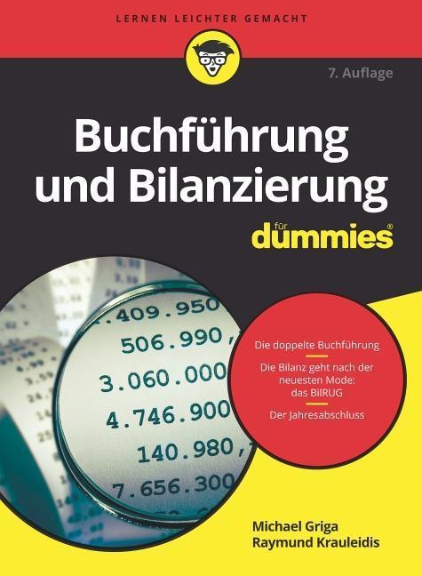 Buchführung und Bilanzierung für Dummies als Buch
