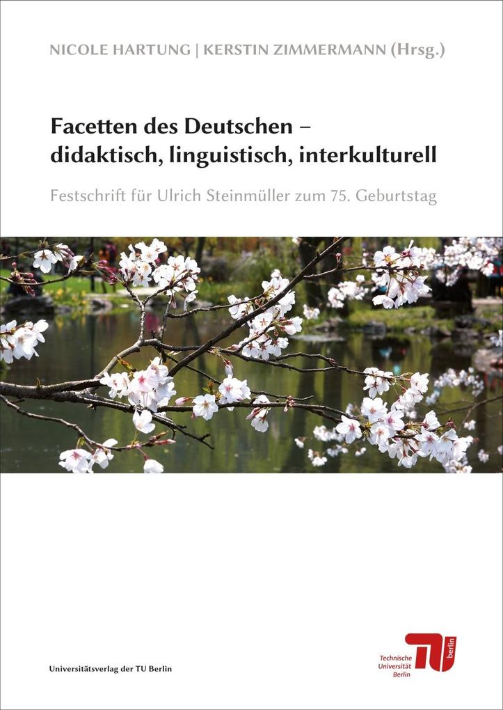 Facetten des Deutschen - didaktisch, linguistis...