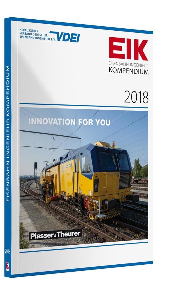 EIK 2018 - Eisenbahn Ingenieur Kompendium als B...