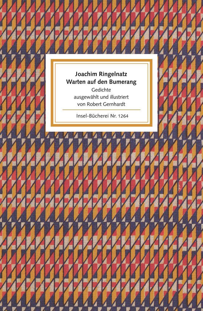 Warten auf den Bumerang als Buch von Joachim Ri...