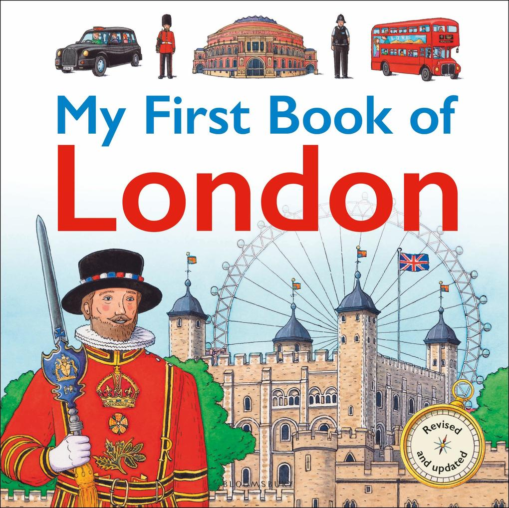My First Book of London als Buch von Charlotte ...