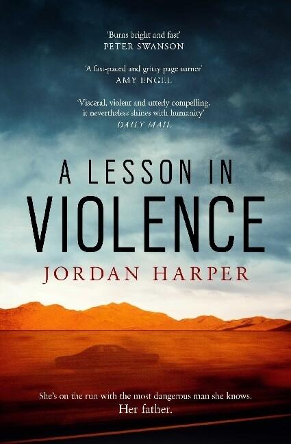 A Lesson in Violence als Taschenbuch von Jordan...