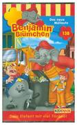 Benjamin Blümchen 138. Das neue Müllauto