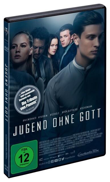 Jugend ohne Gott als DVD